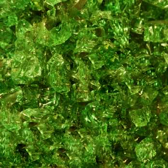 Rain Forest Green Crystal Colorant